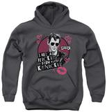Youth Hoodie: Grease - Kenickie Pullover Hoodie