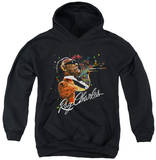 Youth Hoodie: Ray Charles - Soul Pullover Hoodie