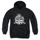 Youth Hoodie: Popeye - Somes Of This Pullover Hoodie