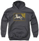 Youth Hoodie: Lord of the Rings - Rohan Banner Pullover Hoodie