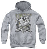 Youth Hoodie: Popeye - Forearms Pullover Hoodie