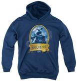 Youth Hoodie: Polar Express - True Believer Pullover Hoodie