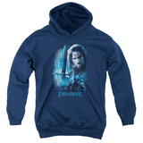 Youth Hoodie: Lord of the Rings - King In The Making Pullover Hoodie
