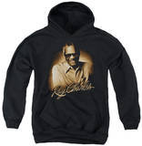 Youth Hoodie: Ray Charles - Sepia Pullover Hoodie