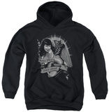 Youth Hoodie: Bettie Page - Remember Pullover Hoodie