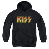 Youth Hoodie: KISS - Classic Pullover Hoodie