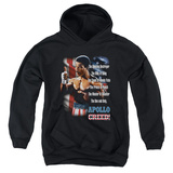 Youth Hoodie: Rocky II - The One And Only Pullover Hoodie