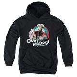 Youth Hoodie: Zoolander - Obey My Dog Pullover Hoodie