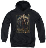 Youth Hoodie: The Hobbit - The Three Pullover Hoodie