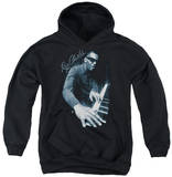 Youth Hoodie: Ray Charles - Blues Piano Pullover Hoodie