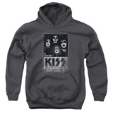 Youth Hoodie: KISS - Live Pullover Hoodie