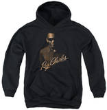 Youth Hoodie: Ray Charles - The Deep Pullover Hoodie