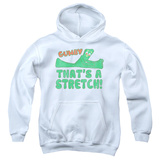 Youth Hoodie: Gumby - That'S A Stretch Pullover Hoodie