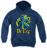 Youth Hoodie: DC Comics - Dr Fate Ankh Pullover Hoodie