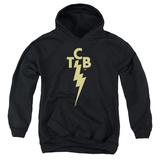 Youth Hoodie: Elvis - TCB Logo Pullover Hoodie