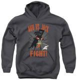 Youth Hoodie: Samurai Jack - Jack Vs Aku Pullover Hoodie