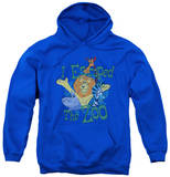 Youth Hoodie: Madagascar - Escaped Pullover Hoodie