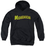 Youth Hoodie: Madagascar - Logo Pullover Hoodie