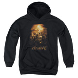 Youth Hoodie: Lord of the Rings - Riders Of Rohan Pullover Hoodie