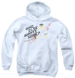Youth Hoodie: Samurai Jack - Who Wants Some Pullover Hoodie