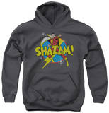 Youth Hoodie: Shazam - Power Bolt Pullover Hoodie