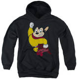 Youth Hoodie: Mighty Mouse - Classic Hero Pullover Hoodie