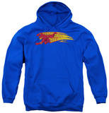Youth Hoodie: DC Comics - Flash Fastest Man Alive Pullover Hoodie