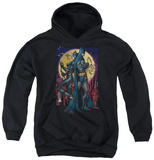 Youth Hoodie: Batman - Paint The Town Red Pullover Hoodie