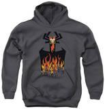 Youth Hoodie: Samurai Jack - World In Flames Pullover Hoodie