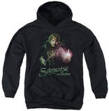 Youth Hoodie: Lord of the Rings - Samwise The Brave Pullover Hoodie