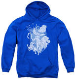 Youth Hoodie: Rise Of The Guardians - Coming For You Pullover Hoodie