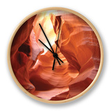 Antelope Canyon Clock by Mary Lane