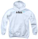 Youth Hoodie: 4400 - The 4400 Logo Pullover Hoodie