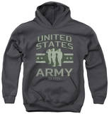 Youth Hoodie: Army - United States Army Pullover Hoodie