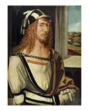 Self Portrait Prints by Albrecht Dürer