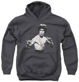 Youth Hoodie: Bruce Lee - Final Confrontation Pullover Hoodie