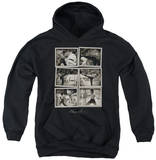 Youth Hoodie: Bruce Lee - Snap Shots Pullover Hoodie