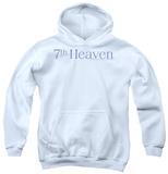 Youth Hoodie: 7th Heaven - 7th Heaven Logo Pullover Hoodie