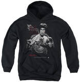Youth Hoodie: Bruce Lee - The Dragon Pullover Hoodie