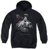 Youth Hoodie: Bruce Lee - The Dragon Pullover Hoodie