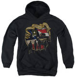 Youth Hoodie: Army - Duty Honor Country Pullover Hoodie