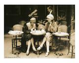 Terasse De Cafe 1924 Prints