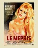 Le Mepris Posters