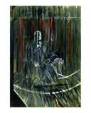 Utan titel, ca 1950 Affischer av Francis Bacon