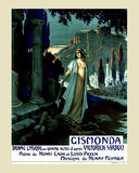 Gismonda (Love's Conquest) Art