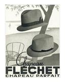 Chapeau Flechet Parfait Prints