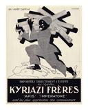 Kyriazi Freres Print