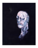 Study for Portrait II, c.1955 Prints by Francis Bacon