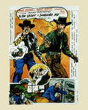 Butch Cassidy Prints