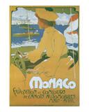 Monaco Exposition et Concours 1904 Prints by Adolfo Hohenstein